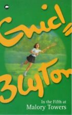 In the Fifth at Malory Towers by Blyton, Enid Paperback Book The Fast Free