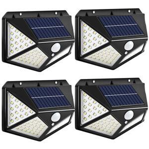 Motion Solar Led Lights For Sale In Stock Ebay