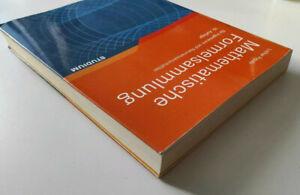 Papula Mathematische Formelsammlung für Ingenieure ISBN 978-3-8348-0757-1