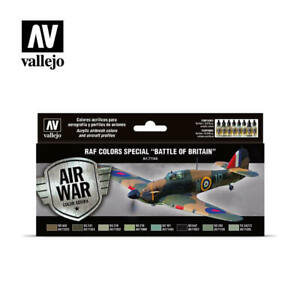 Vallejo Model Air Choose From Range of Various Air War 17ml Airbrush Paint Sets