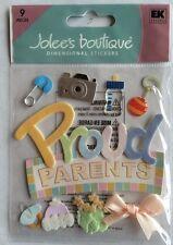 """Jolee's Boutique """"Proud Parents"""" Dimensional Stickers"""
