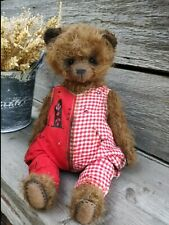 Artist Teddy bear 11  inches OOAK.