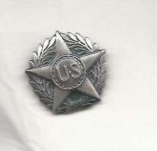 3 Silver WWI US HONORABLE DISCHARGE VICTORY LAPEL BUTTON star wounded