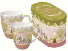 Collection Jour de cirque Set de 2 Mugs à Thé dans boite cadeau - PPD