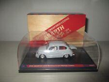 FIAT ABARTH 1000 BERLINA 4 ORE MONZA 1966 BRUMM K001 SCALA 1:43