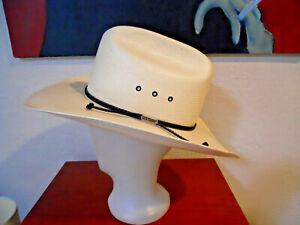 Stetson Men's Carson 8X Shantung Straw Cowboy Hat - SS81608136 164687 8 7-1/8 R