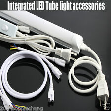 Tube wire On/Off Switch Connector Cable Wire Extension Cord For Integrated Tube