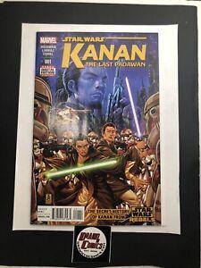 Star Wars Kanan #1 1st Cameo Appearance Sabine Marvel Disney+ Mandelorian