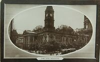 .MELBOURNE TOWN HALL VICTORIA EARLY 1900'S WARD LOCK & CO LTD POSTCARD