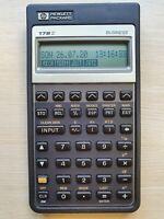 HP 17 B II Business Calculator, Hewlett Packard Taschenrechner 17BII #628