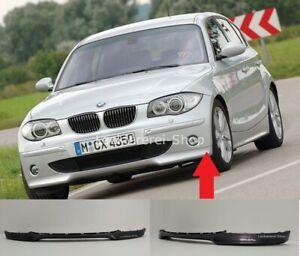 BMW 1er E87 2004-2007 SPOILER (UNTERTEIL) VORNE LACKIERT IN WUNSCHFARBE, NEU