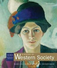 A History of Western Society, Volume II: From Absolutism to the Present