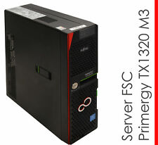 FUJITSU TX1320 M3 SERVER 26361-K1591-V101 D3307-A13 LSI MegaRAID D3373-B12-GS3 1
