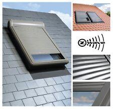 Dachfenster 94x140 PTP U3 Kunstoff Fakro mit Außenrollladen ARZ Z-Wave