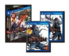 USED Very Good PS Vita Soul Sacrifice Double Pack of Cold Attribute Sony