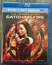 CATCHING FIRE -Blu-Ray, DVD- Jennifer Lawrence, Josh Hutcherson, Liam Hemsworth