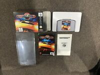 Roadsters N64 Very Good Condition PAL Nintendo 64 Boxed Original Complete