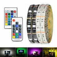 5050 30LED/M RGB LED Strip Waterproof  USB LED Light Strips Flexible Tape DC 5V