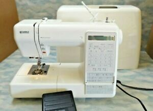 Kenmore Sewing Machine Model 385 19153690 Zigzag Computerized