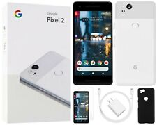 Google Pixel 2 - Open Box, 5.0in, 64GB, Clearly White, Factory Unlocked - Bundle
