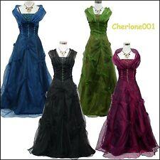 Full Length Satin Dresses for Women