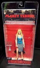 "Grindhouse Planet Terror 7"" DAKOTA Figure New! Marley Shelton/Tarantino"