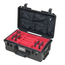 New Padded Divider Set Lid Organizer Fits Pelican1510 case  a-mode (No Case)