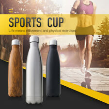 Thermos Insulated Vacuum Flask Stainless Steel Water Bottle for Sport Drinking