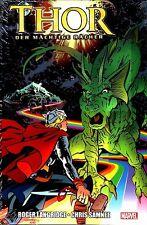 Thor: le puissant vengeur HC (the Mighty Avenger 1 - 8) variant-Housse dure lim.222