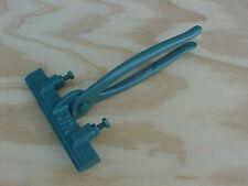 Antique Vintage PS&W #795 Cast Iron Sheet Metal Bending Tool ~ Hand Break