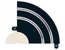 Scalextric Radius 1 90° Hairpin Curve Track - 2pcs C8201