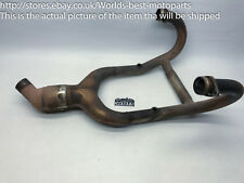 BMW R1200 RT R1200RT (2) 05' Downpipes exhaust manifold Krümmer