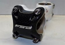 FSA OS 150 Alu Vorbau mit Carbon Kappe, 100mm, 31,8mm, 6°, ca. 165g