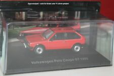 Volkswagen VW Polo Coupé GT 1985 Ixo Deagostini 1/43