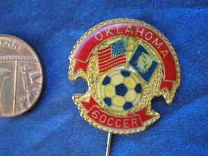 Oklahoma Soccer /  Rare Badge