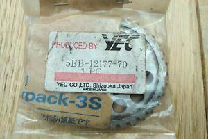 NEW GENUINE YAMAHA Cam Sprocket 5EB-12177-70 Discontinued