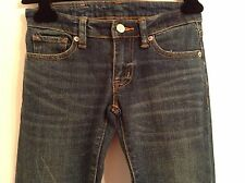 BNWTT 100% auth Ralph Lauren Slim Fit, Straight Jeans. 24/30 RRP £210
