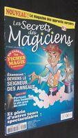 Revista Demuestra Las Secrets Las Magos 2005 N º 4 Nuevo Buen Estado