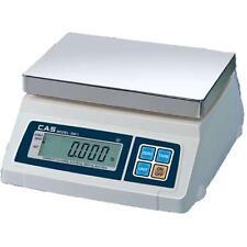 CAS SW-1-10 Portable Digital Scale 10 lb x 0.005 lb Legal for Trade