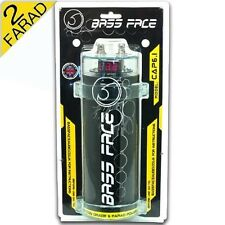 CONDENSADOR BASS FACE 2 FARAD X PLANTA 2000 RMS 1 3 4 5 10 CAP2.1 CAPACITOR