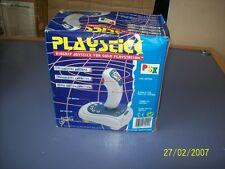 Biogrip For Sony Playstation PSX PS1 Flight Stick Yoke Joystick Controller