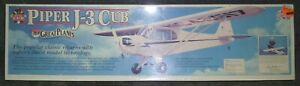Great Planes J-3 Piper Cub R/C Model Airplane Kit GPMA0160 Untouched NO RESERVE
