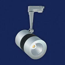 LED Strahler Messebeleuchtung Ladenbeleuchtung 3Phasen-Schiene 25W COB