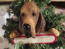 Bloodhound ~ Ornament #59