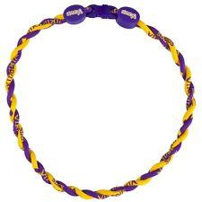 Minnesota Vikings - Titanium Twist 18 Necklace