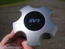 2000 - 2004 Ford F-150 Lightning SVT Silver OEM Center Cap P/N YL3V-1A096-AA