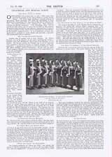 1901 MISS DAISY de Thim Miss Dorothy Hammond Bell Bohemia Apollo Theatre