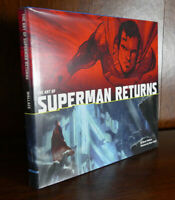 Daniel Wallace, Bryan Singer THE ART OF SUPERMAN RETURNS  1st Edition 1st Printi