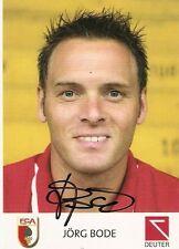 Jörg Bode FC Augsburg  2002/2003 -2002/03 02/03--DFB-Bundesliga-Hamburger SV