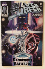 SILVER SURFER DANGEROUS ARTIFACTS 1 1996 MARVEL ONE SHOT Galactus! Thanos! F+/VF